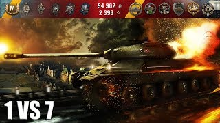 СТ-1 Колобанов, 1 против 7