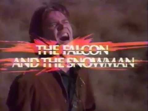 The Falcon and the Snowman 1985 TV trailer