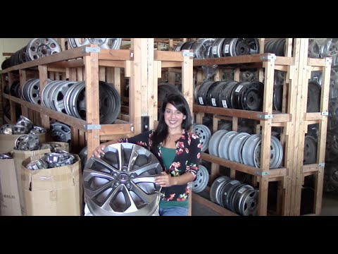 Factory Original Honda Pilot Rims & OEM Honda Pilot Wheels – OriginalWheel.com