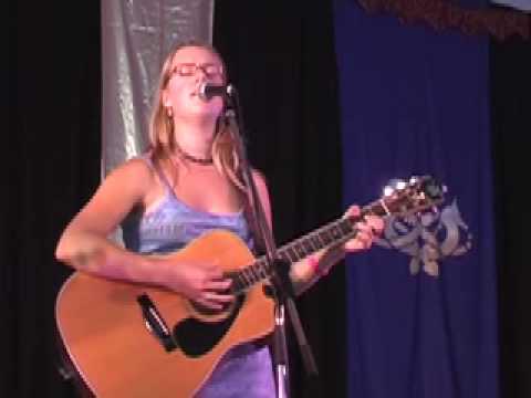 australian acoustic songstress