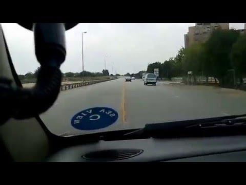 Khobar to Dammam in 3.5mins! Lumia 920 action cam.