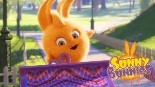 Sunny Bunnies | SUNNY BUNNIES - 매직 카펫 라이드  | 어린이를위한 재미있는 만화 | WildBrain