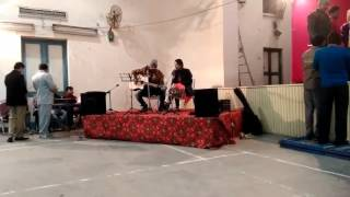 O lala I love you my soniya cover by Purvi live at Faridabad