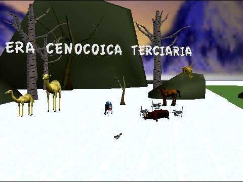 Eras Geologicas Cenozoica Eras Geologicas