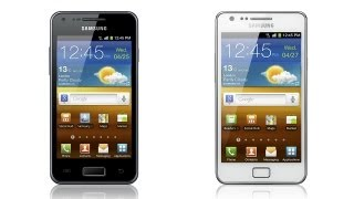 Samsung Galaxy S Advance vs. Galaxy S II