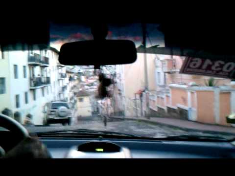 Crazy ass streets in Ecuador