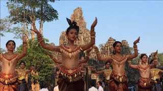 Cambodia ushers in Khmer New Year