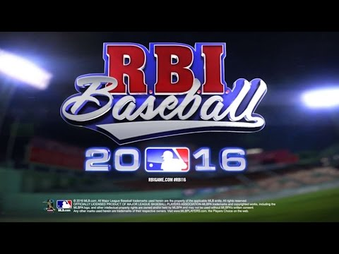 R.B.I. Baseball 16 APK Cover