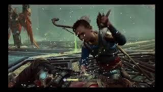 God of War (Kara Valkyrie Boss Battle)
