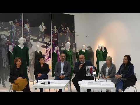 Moda i kino. Kostiumy filmowe z kolekcji CeTA w Pawilonie Czterech Kopuł — konferencja prasowa
