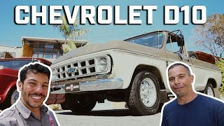 CHEVROLET D10 1984 a Diesel THEO PERSONAL CAR #LiberaTheo | VLOG #144