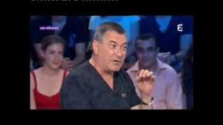 Jean-Marie Bigard & Lola Marois - On n'est pas couché 10 septembre 2011 #ONPC