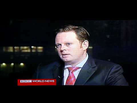 Travis Hamilton, Khan Investment Management, BBC Asia Business Interview on Mongolia, 01-Jun-2012