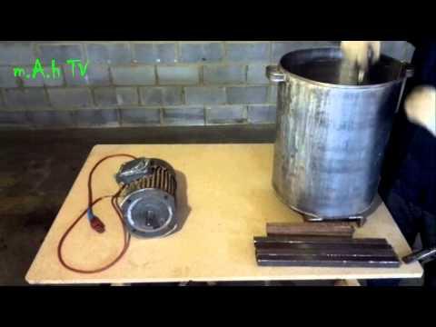 Дробилка для зерна сделать своими руками