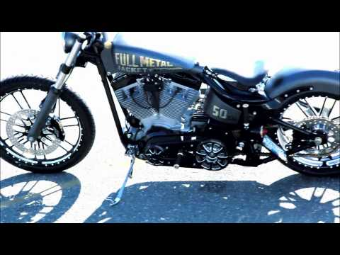 Harley Softail: RSD 2011 Product Video P.1, Full Metal Jacket