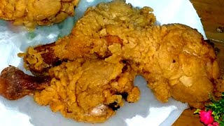 K F C Style Fried Chicken Recipe || Best Fried Chiken || chiken friy in Bangladeshi recipe ||