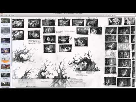 Environment Design 1 with Aaron Limonick Demo
