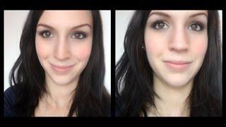 Maquillage correctif: nez trop large/ trop petit