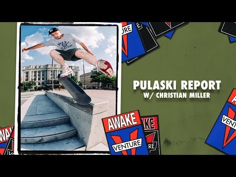Pulaski Report With Christian Miller