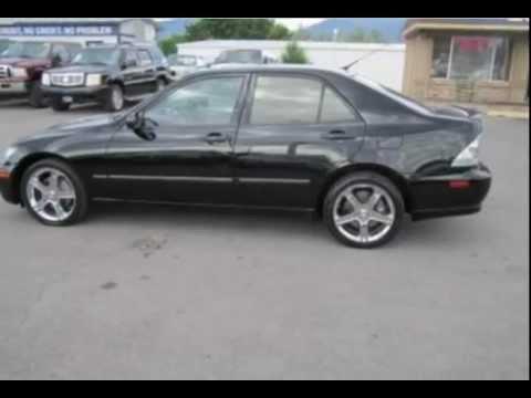 MURRAY AUTO SALES SLC UT: 2005 Lexus IS 300 - $13,444: 877-371-9421