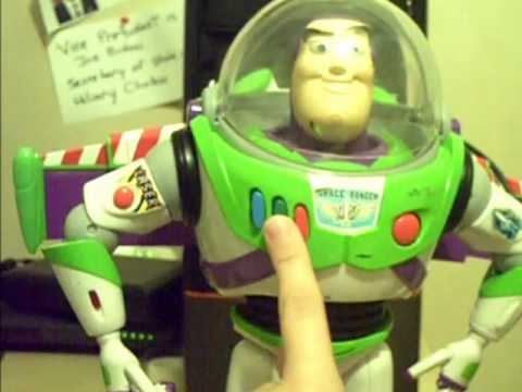 toy story 3 blast off buzz lightyer review