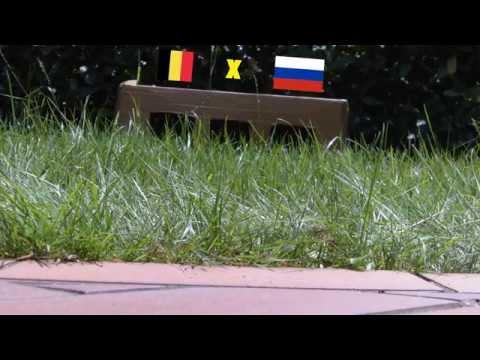 BRAZIL 2014 : BELGIUM - RUSSIA 1-0