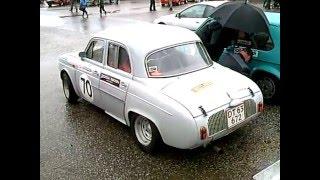 Renault Dauphine Gordini R1095 group 2