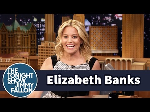 Elizabeth Banks' Sons Are Marrying Jimmy's Daughters