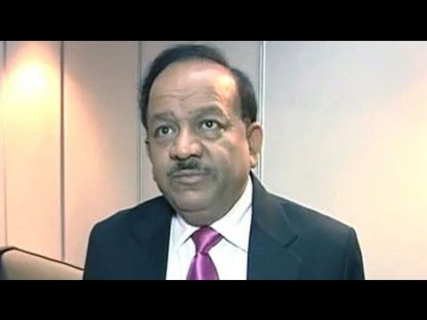 Concerned about corruption in Medical Council of India: Harsh Vardhan to NDTV