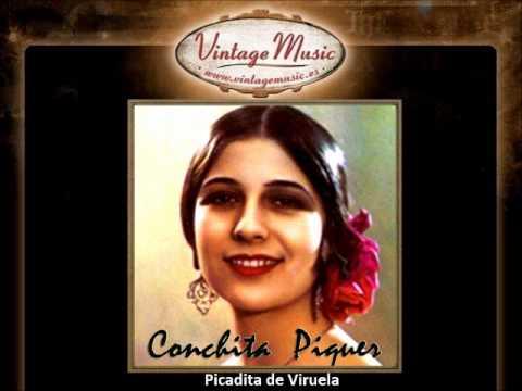 20 Conchita Piquer   Picadita de Viruela VintageMusic es