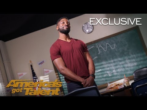 AGT's Talent University: Preacher Lawson Teaches Comedy - America's Got Talent 2018