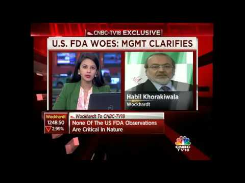 None Of The US-FDA Observations Are Critical In Nature: Wockhardt