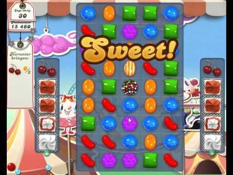 Candy Crush Saga Level 181 - Video Info at MyTopTrailer