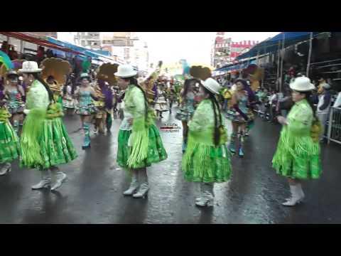 Carnaval de Oruro 2013 - Morenada Central Cocanis [1/2].