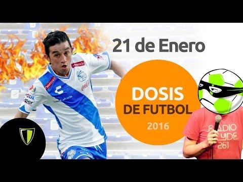 Dosis de Futbol: Liga Mx, Castigo a Monterrey, Controversias por fotos oficiales de Chivas.