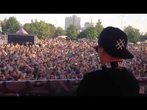 Boys Noize @ Docklands Festival Münster 2015