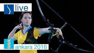 Чемпионат Мира, Анкара : Сан-Диего
