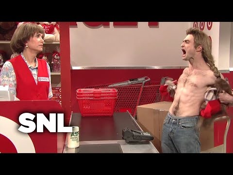 Target Lady - Saturday Night Live