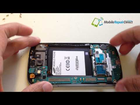 Samsung Galaxy S3 Screen Repair i9300 HD   MobileRepairDirect