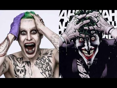 Jared Leto Joker Picture Reaction - AMC Special Editorial