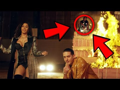 10 THINGS YOU MISSED IN No Limit REMIX (ft. Cardi B, G-Eazy, A$AP Rocky, French Montana, Juicy J)