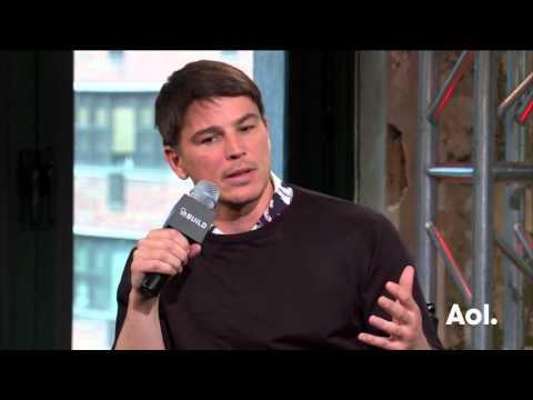 """Josh Hartnett On """"Penny Dreadful""""   AOL BUILD"""