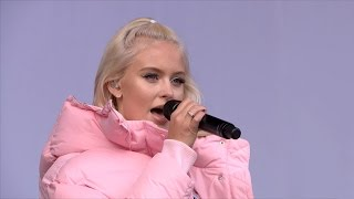 Zara Larsson - Never Forget You & Lush Life (Live @ V Festival 2016 HD)