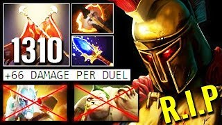 NEW IMBA +1300 Dmg FURY Legion Commander to counter PL 200 IQ Epic Gameplay 7.22 Dota 2