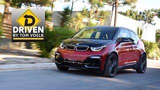 2018 BMW i3s Giga World with Range Extender