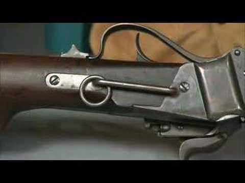 The Sharps Model 1859 Saddle Ring Carbine