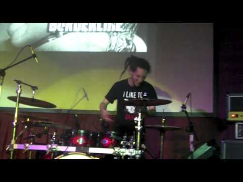 Federico Paulovich Drum Solo - Paul Di'Anno (ex Iron Maiden) with Children Of The Damned