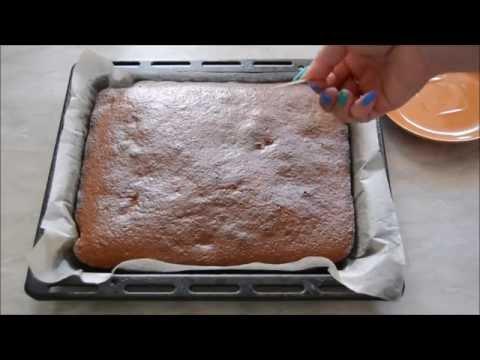 Коврижка - самый простой пирог из варенья