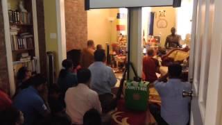 SIBM NY USA Madhu Purnima Video 1