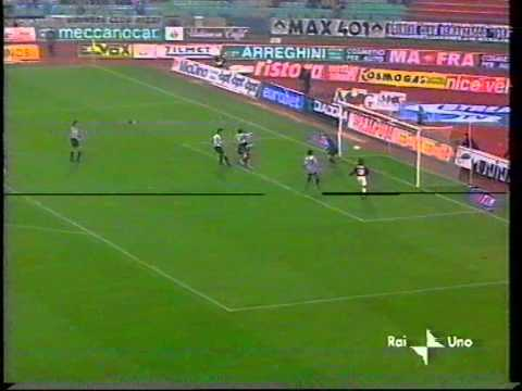 Serie A 2000/2001: Udinese vs AC Milan 0-1 - 2000.12.03